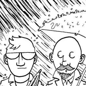 Jub ja Leif sarjakuva