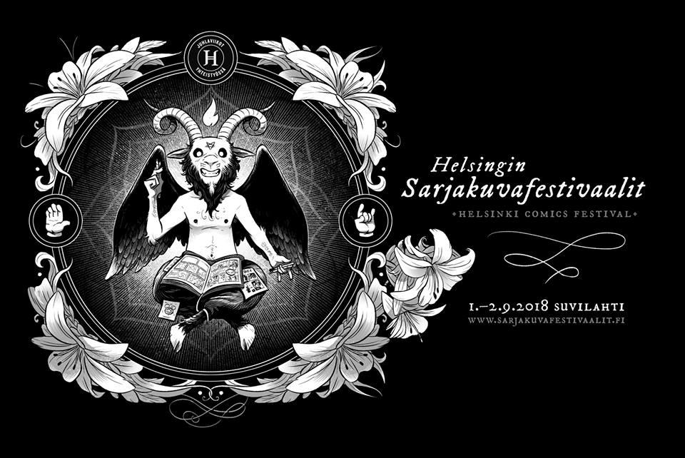 helsingin-sarjakuvafestivaalit-2018