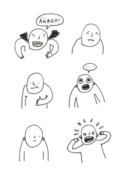 tunteet sisäiset piirteet