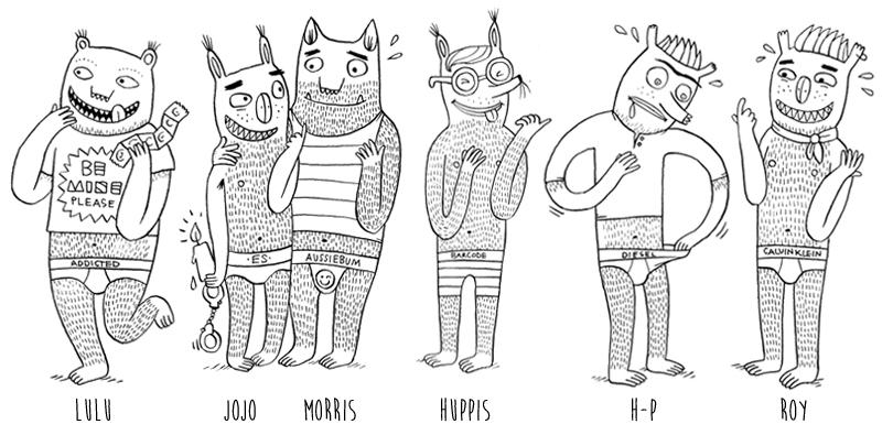 uglymonsters